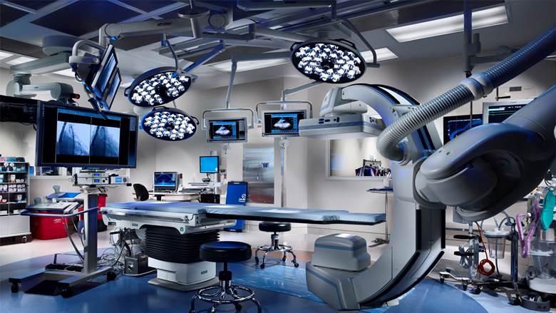 hospital equipment planners