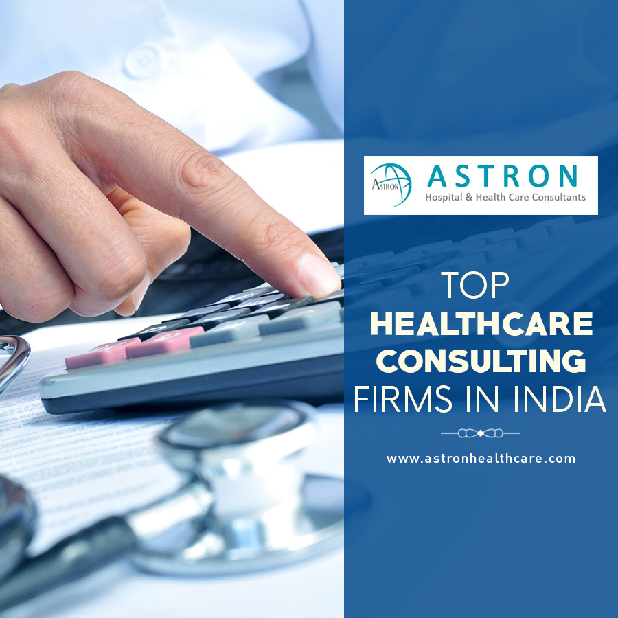 top healthcare consultants in india