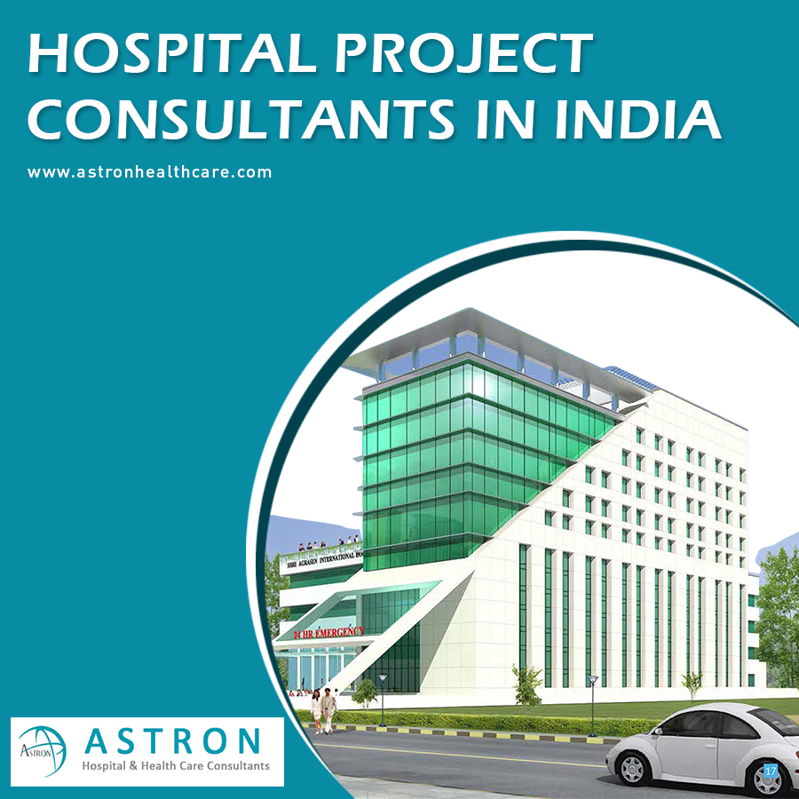 hospital project consultants in India