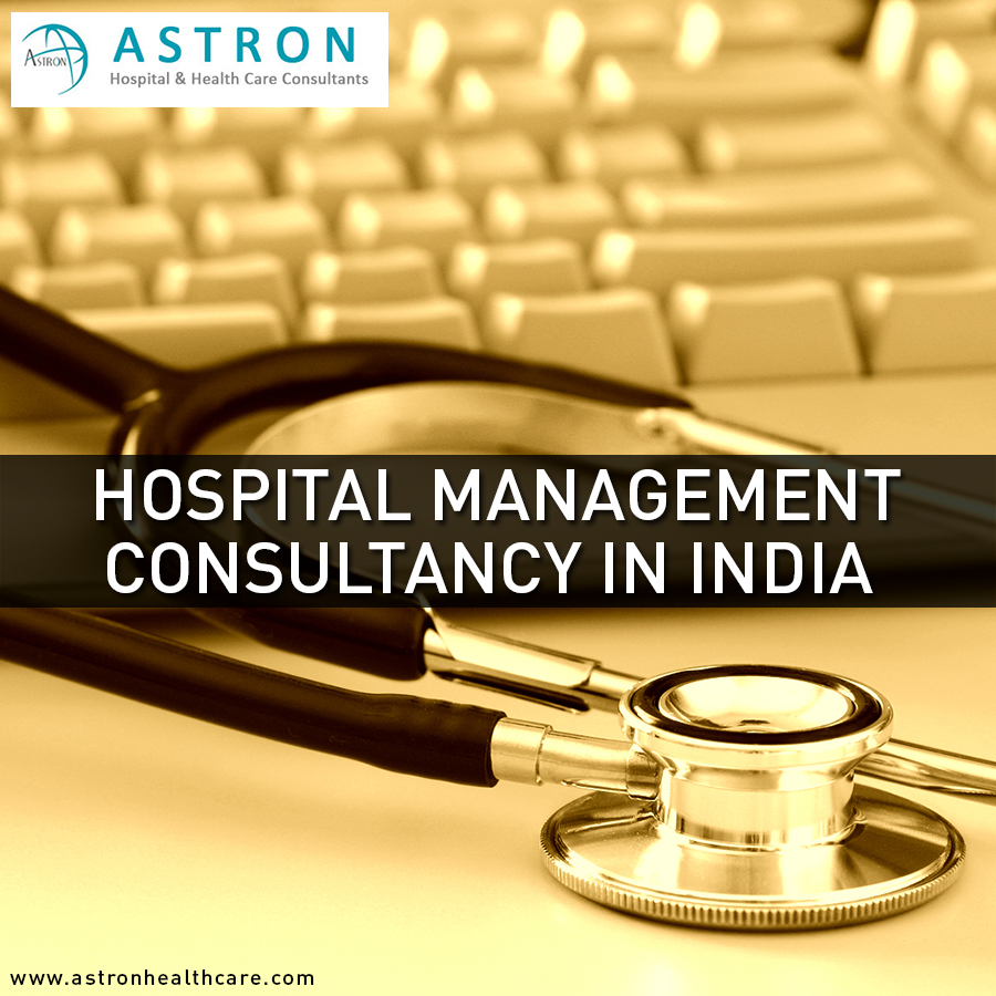 Hospital management consultancy in India